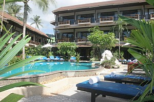 Grand Thai House Resort *** - Sunshine Garden *** - Bangkok Palace Hotel ****