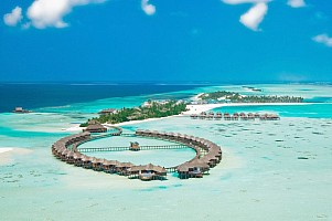 Olhuveli Beach Resort a Spa