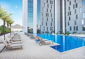 Hampton By Hilton Dubai Airport