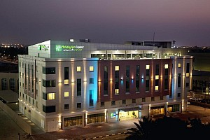 HOLIDAY INN EXPRESS, DUBAI SAFA PARK
