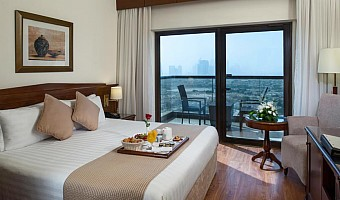 Majestic City Retreat Hotel (ex. Majestic Hotel Tower Dubai)