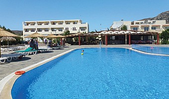 Hotel Evripides Village Beach
