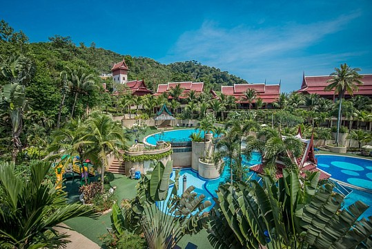 Cha Da Thai Village Resort
