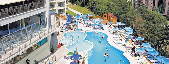 Parkhotel Golden Beach
