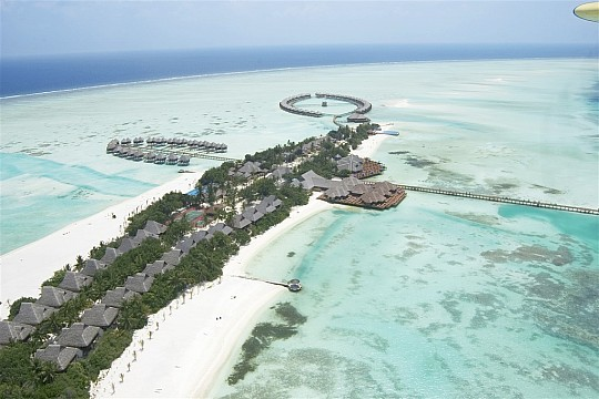 Olhuveli Beach & SPA Resort (2)