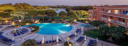 QUINTA DA MARINHA GOLF RESORT - golf