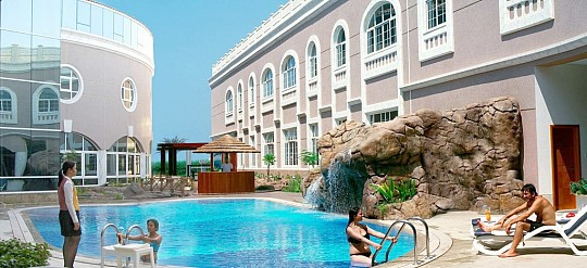 Sharjah Premiere Hotel & Resort (5)