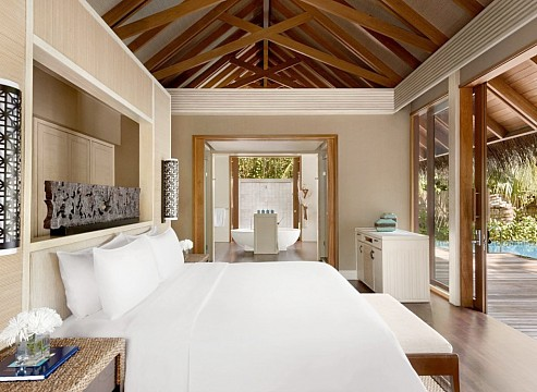 Shangrila´s Villingili Resort and Spa (4)