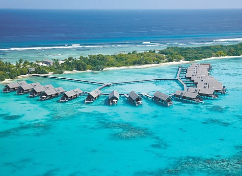 Shangrila´s Villingili Resort and Spa