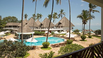 Double Tree Resort by Hilton Hotel Zanzibar