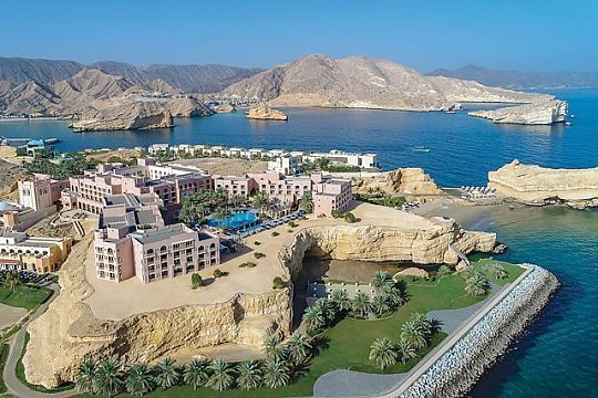 Shangri-la Al Husn Resort & Spa (5)