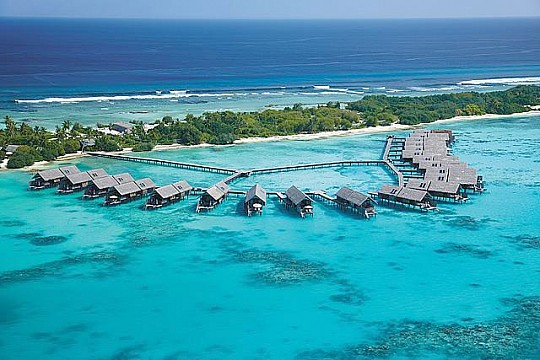 Shangrila's Vilingili Resort and Spa