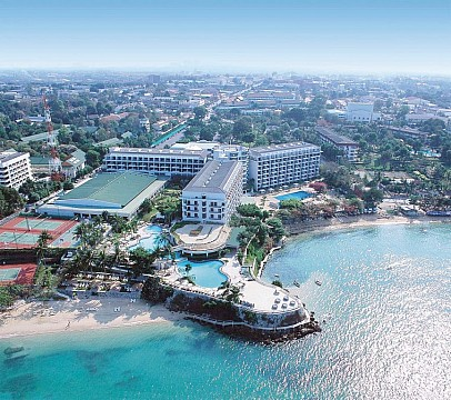 Dusit Thani Pattaya Resort