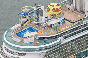 USA, Bahamy, Jamajka na lodi Independence of the Seas