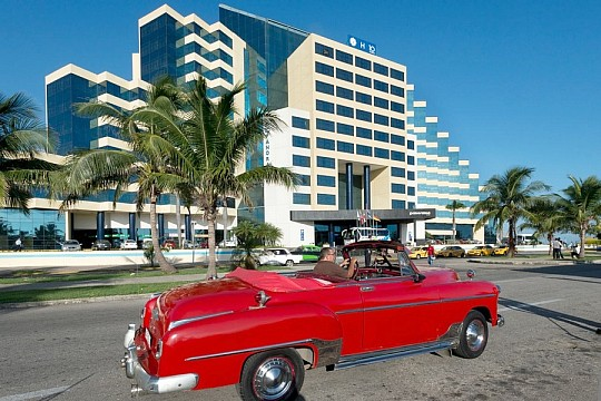 H10 HABANA PANORAMA - IBEROSTAR PLAYA ALAMEDA - ADULTS ONLY