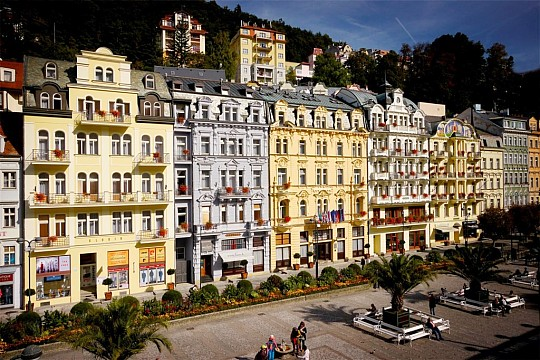 Karlovy Vary - ASTORIA Hotel & Medical Spa a depandance WOLKER (2)