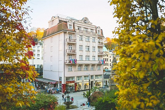Karlovy Vary - ASTORIA Hotel & Medical Spa a depandance WOLKER (3)