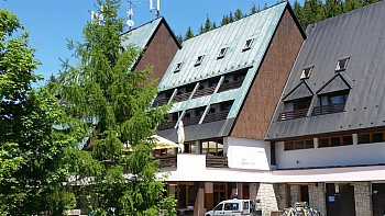 Harrachov - Parkhotel HARRACHOV