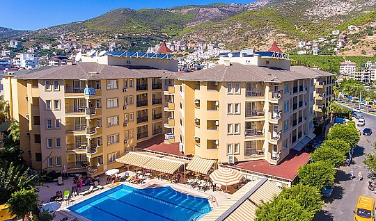 Hotel Kleopatra Royal Palm