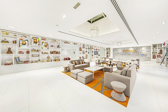 Citymax Hotel Al Barsha at the Mall (5)