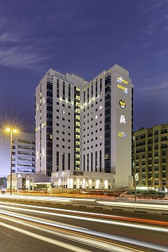 Citymax Hotel Al Barsha at the Mall (3)