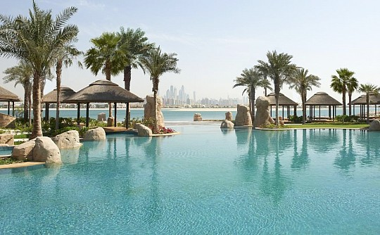 Sofitel Dubai The Palm Resort and Spa (4)