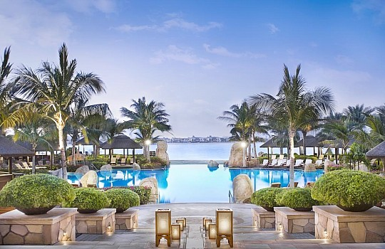Sofitel Dubai The Palm Resort and Spa (3)