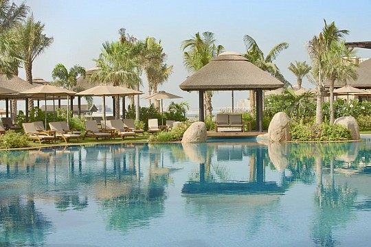 Sofitel Dubai The Palm Resort and Spa (5)