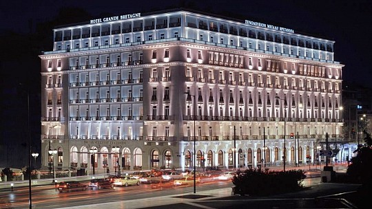 GRANDE BRETAGNE, a Luxury Collection Hotel