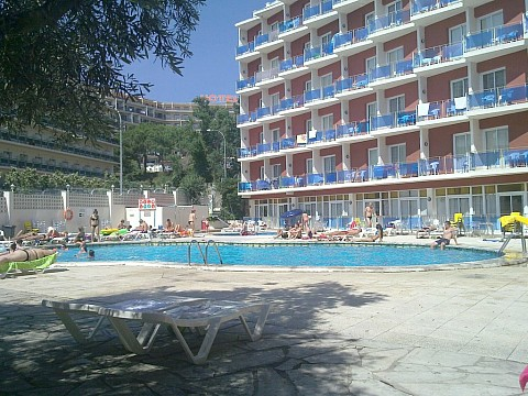 Lloret de Mar / Hotel Gran Don Juan Resort