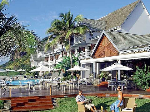 Boucan Canot ***+ - Beachcomber Canonnier Golf resort & spa ****