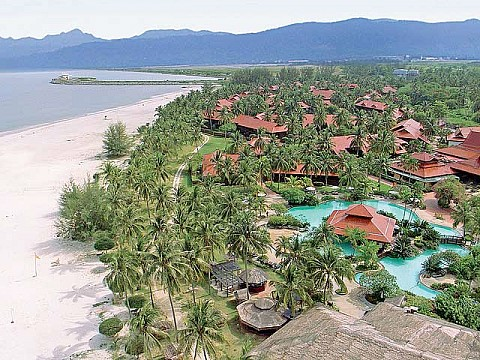 Meritus Pelangi Beach Resort *****