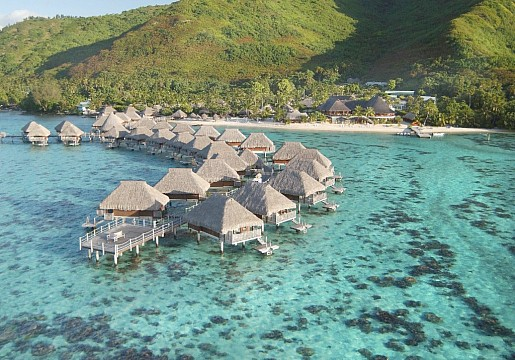 Hilton Moorea Lagoon Resort ***** - Intercontinental Resort