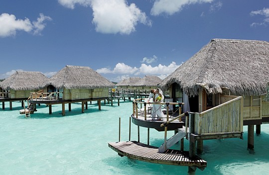 Bora Bora Pearl Beach Resort **** - Intercontinental Resort