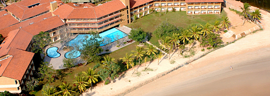 The Palms Hotel Beruwela (2)