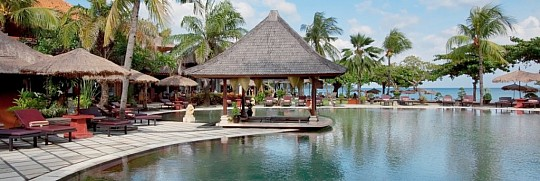Keraton Jimbaran Resort & Spa