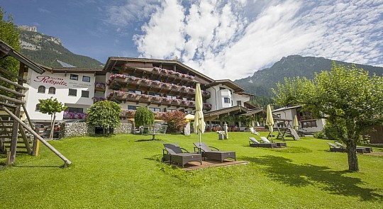 Hotel Pension Rotspitz