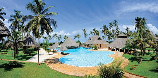 Neptune Pwani Beach Resort & Spa (2)