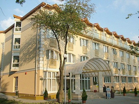 HUNGAROSPA THERMAL HOTEL - Wellness pobyt na 5 nocí