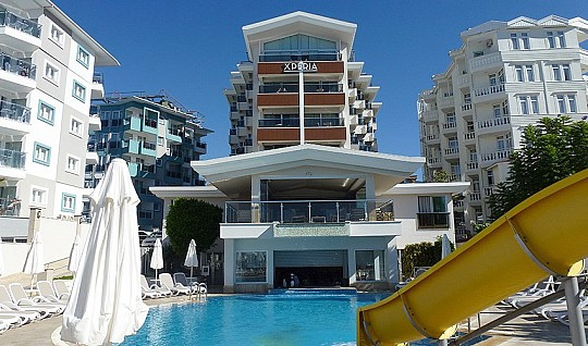 Hotel Xperia Saray Beach (2)