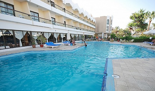 Hotel Regina Resort & Aqua Park (EX. Swiss Inn Regina Resort)