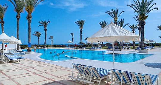 Hotel Aljazira Beach & Spa (2)