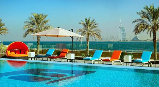 ALOFT PALM JUMEIRAH (4)