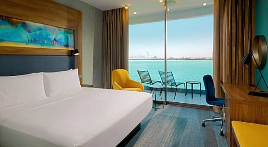 ALOFT PALM JUMEIRAH (2)