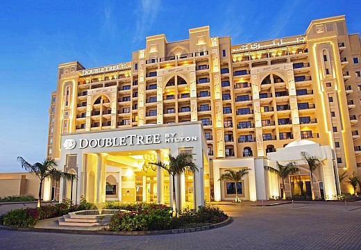 DoubleTree by Hilton Hotel Resort & Spa Marjan Island