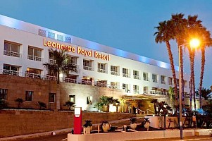 Leonardo Royal Resort, Eilat, Rudé moře